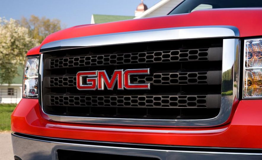 2011 Chevrolet Silverado 2500 Heavy Duty - Slide 62