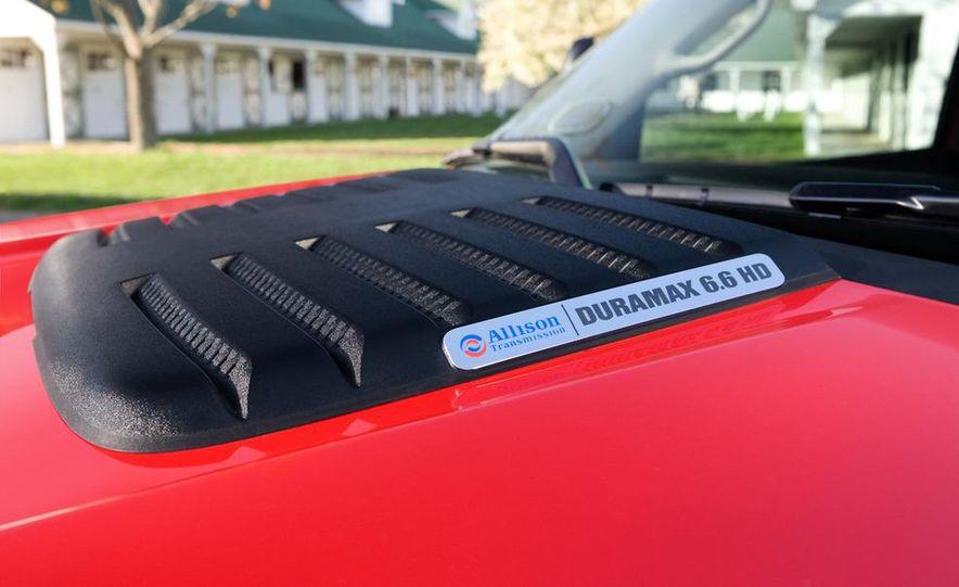 2011 Chevrolet Silverado 2500 Heavy Duty - Slide 61