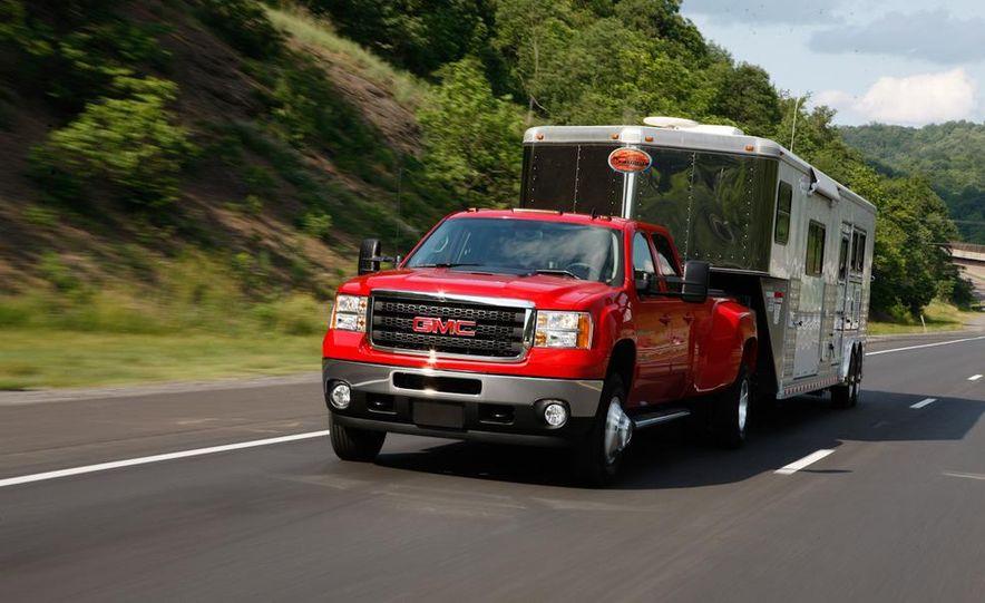 2011 Chevrolet Silverado 2500 Heavy Duty - Slide 54
