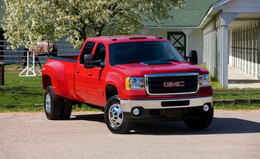 2011 Chevrolet Silverado 2500 Heavy Duty - Slide 55