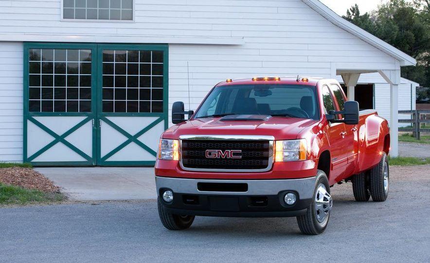 2011 Chevrolet Silverado 2500 Heavy Duty - Slide 57