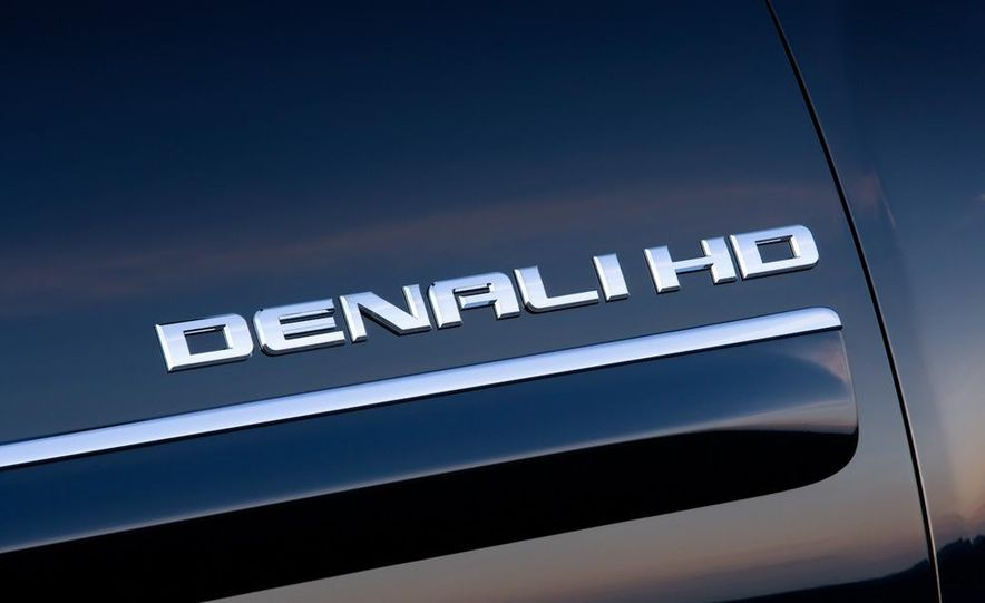 2011 Chevrolet Silverado 2500 Heavy Duty - Slide 85