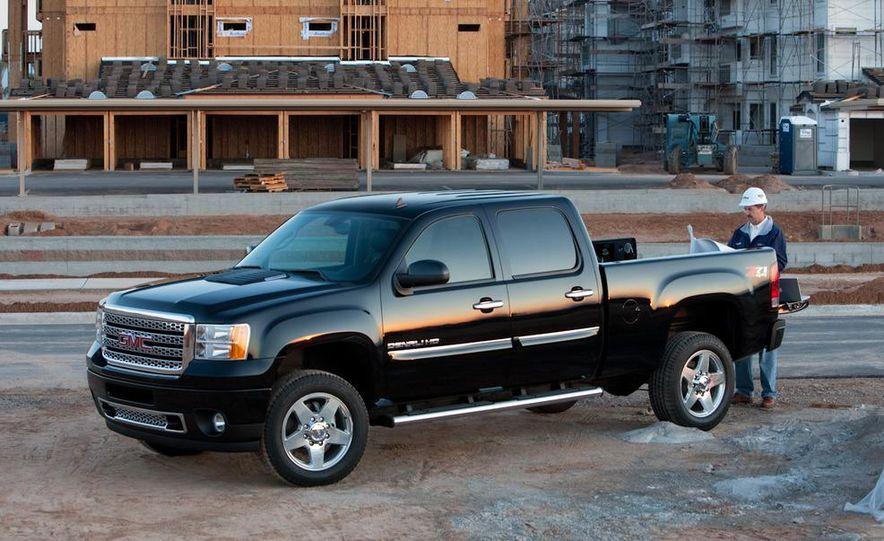 2011 Chevrolet Silverado 2500 Heavy Duty - Slide 74