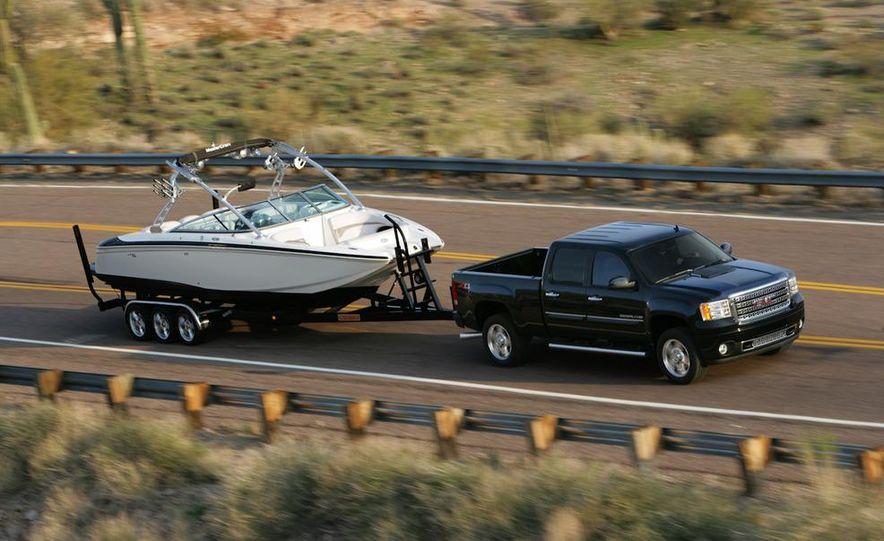 2011 Chevrolet Silverado 2500 Heavy Duty - Slide 76
