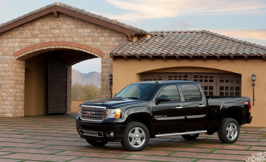 2011 Chevrolet Silverado 2500 Heavy Duty - Slide 79
