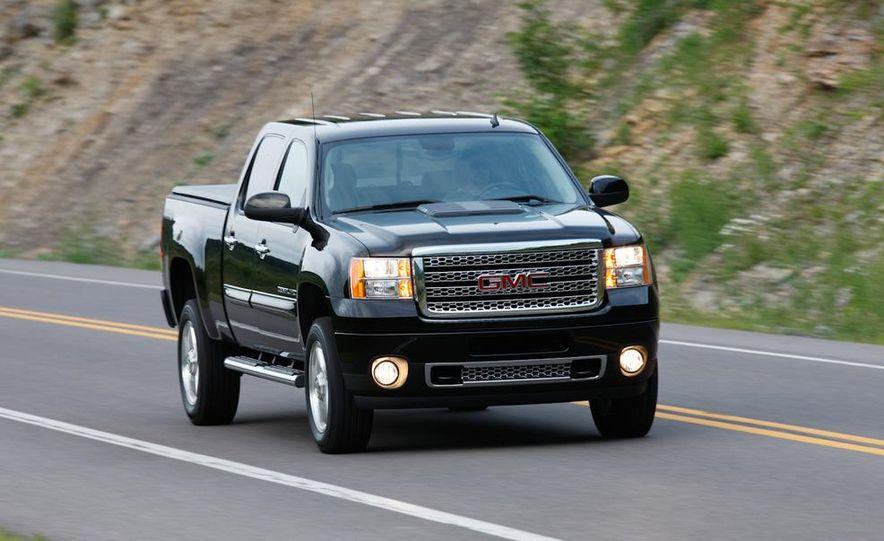 2011 Chevrolet Silverado 2500 Heavy Duty - Slide 69