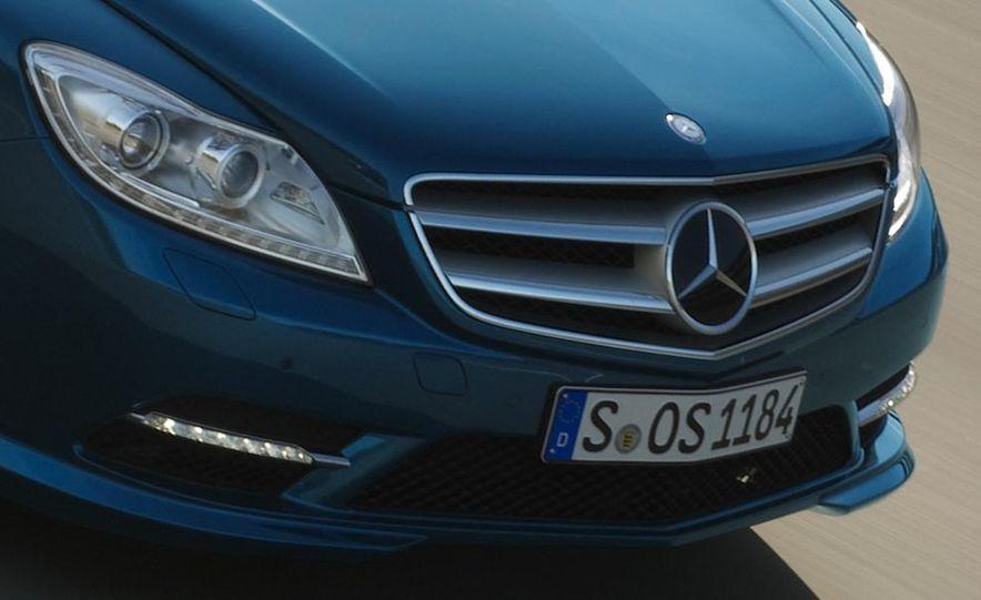 2011 Mercedes-Benz CL600 - Slide 14