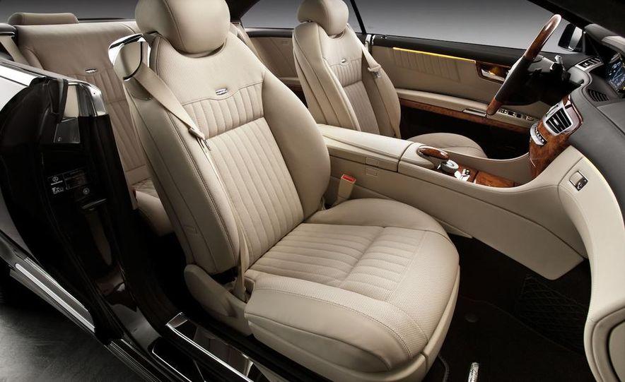 2011 Mercedes-Benz CL600 - Slide 23