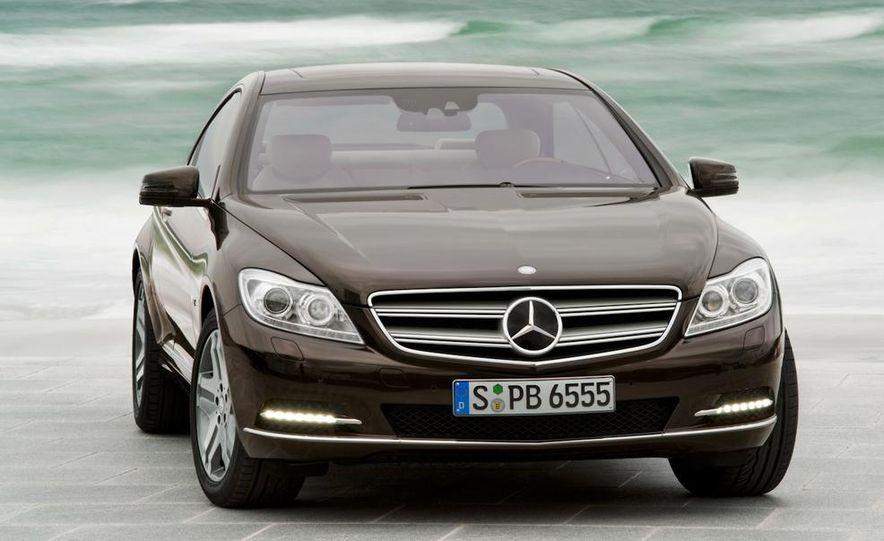 2011 Mercedes-Benz CL600 - Slide 3