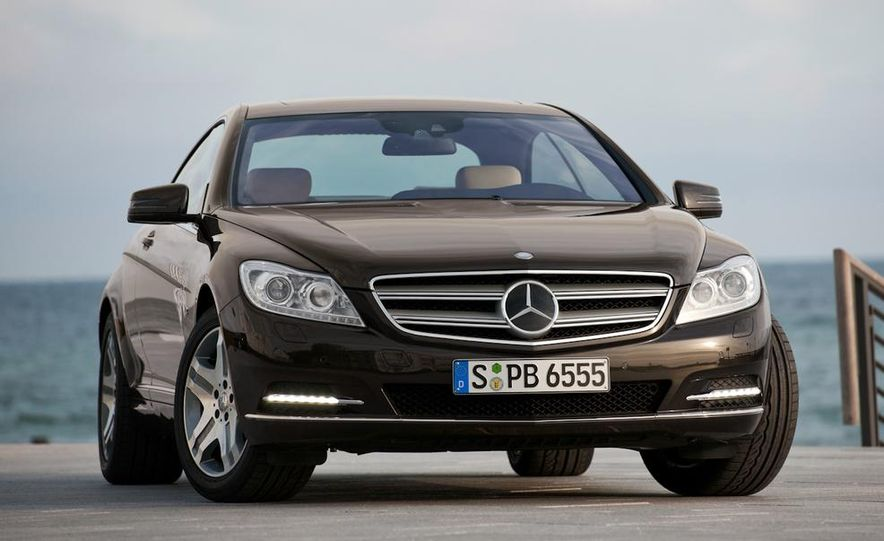 2011 Mercedes-Benz CL600 - Slide 5