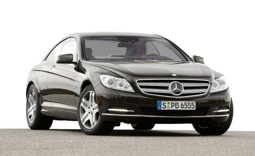 2011 Mercedes-Benz CL600 - Slide 7