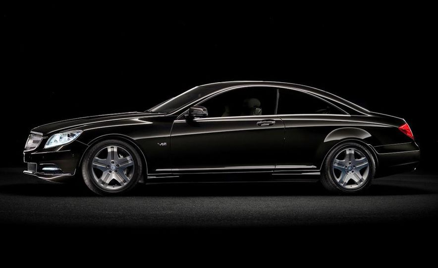 2011 Mercedes-Benz CL600 - Slide 20