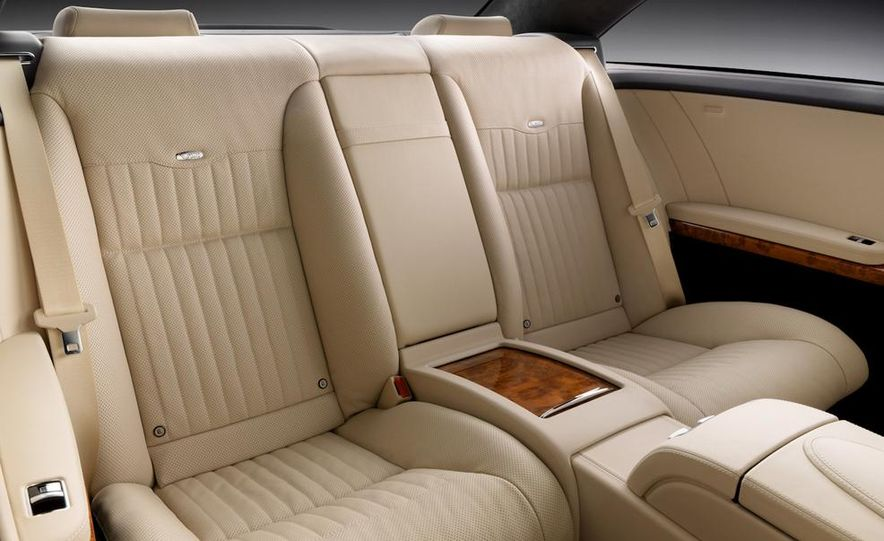 2011 Mercedes-Benz CL600 - Slide 24