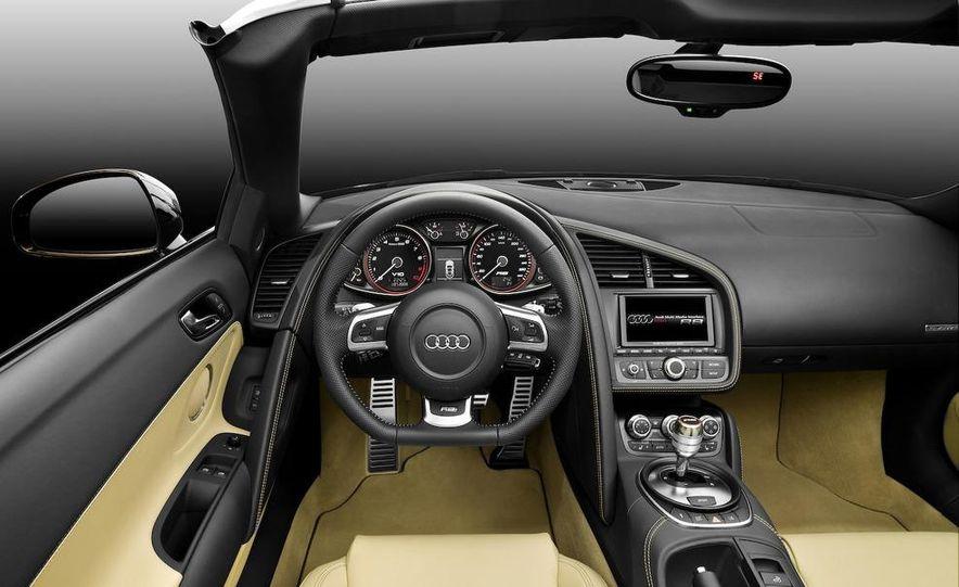2011 Audi R8 5.2 V-10 FSI Quattro Spyder - Slide 28