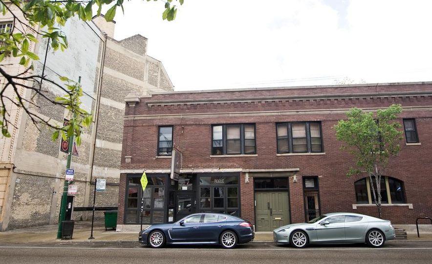 The GingerMan Tavern, Chicago, Illinois - Slide 21