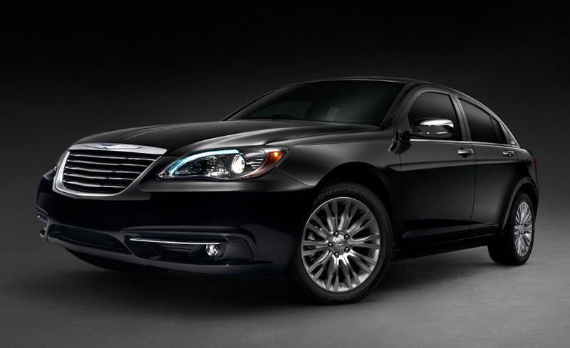 2011 Chrysler 200 to Replace Sebring Sedan