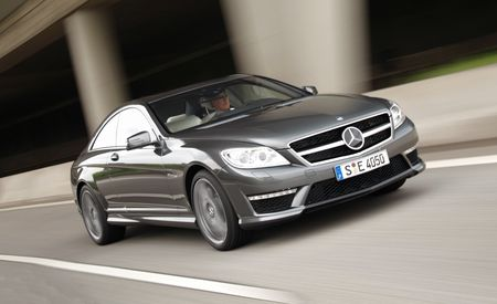 2011 Mercedes-Benz CL63 AMG / CL65 AMG