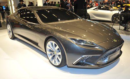 2015 Lotus Eterne Sedan