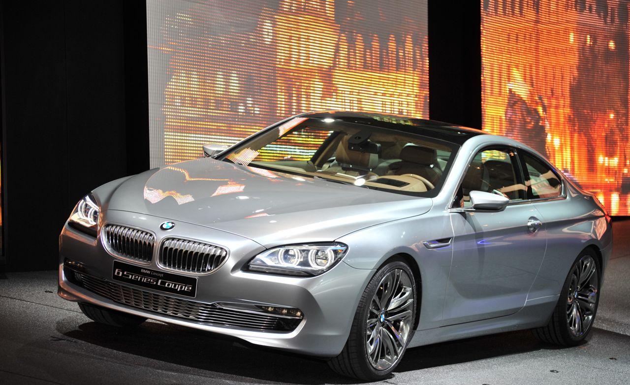 bmw 6-series reviews - bmw 6-series price, photos, and specs - car