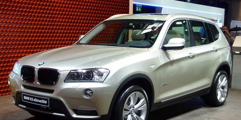 Bmw X3 News 2011 Bmw X3 Photos And Info 8211 Car And Driver