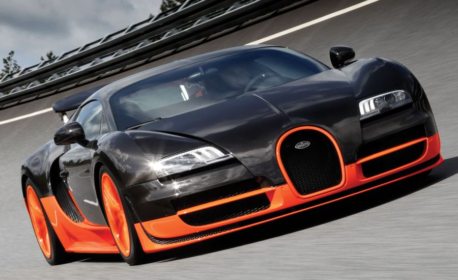 Bugatti Veyron News: Bugatti Veyron Super Sport | Car and Driver