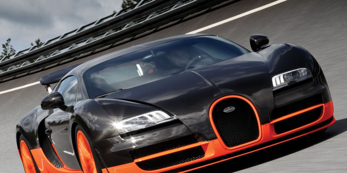 Bugatti Veyron News Bugatti Veyron Super Sport 8211 Car And Driver
