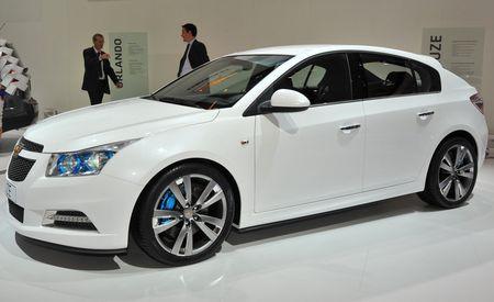 Chevrolet Cruze Hatchback Concept