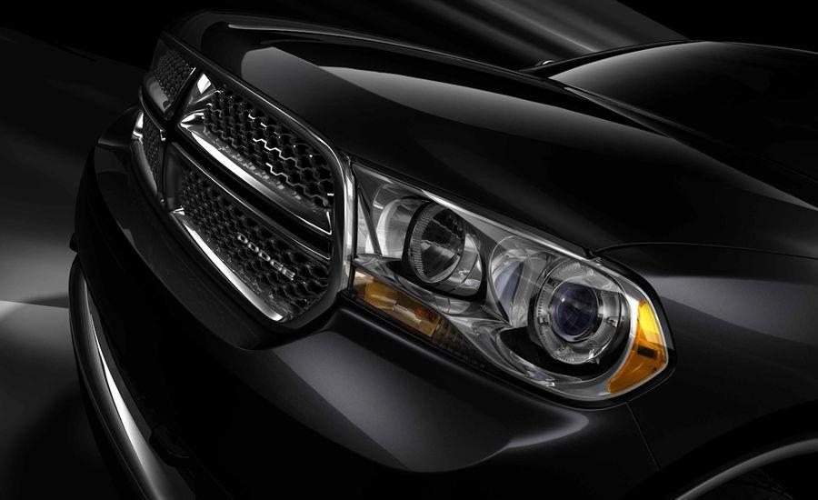 Dodge Teases 2011 Durango
