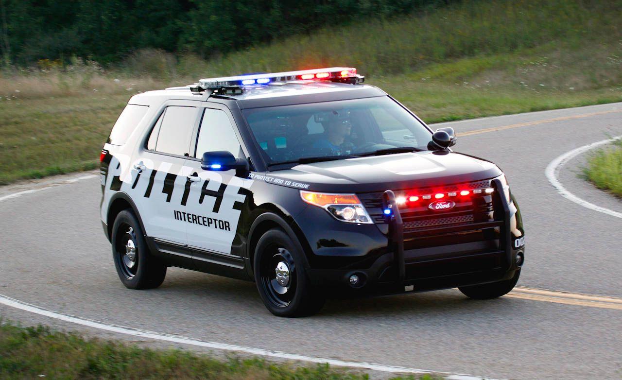 2012 Ford Explorer Police Interceptor Utility