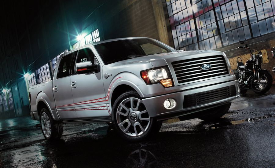 2011 Ford F-150 to Get Four New Engines