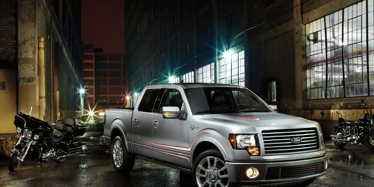 Ford F 150 News 2011 Harley Davidson F 150 Revealed 150 Car And