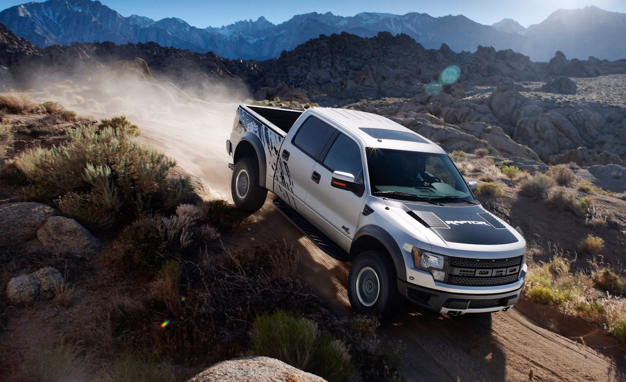 2011 Ford F-150 SVT Raptor SuperCab / SVT Raptor SuperCrew