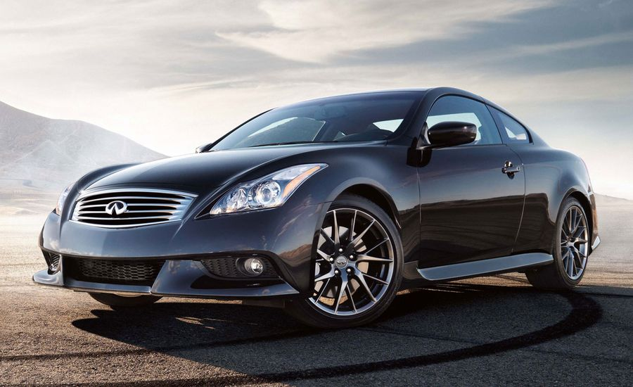 Infiniti G37 News 2011 Infiniti Ipl G Coupe Debut 150 Car And Driver