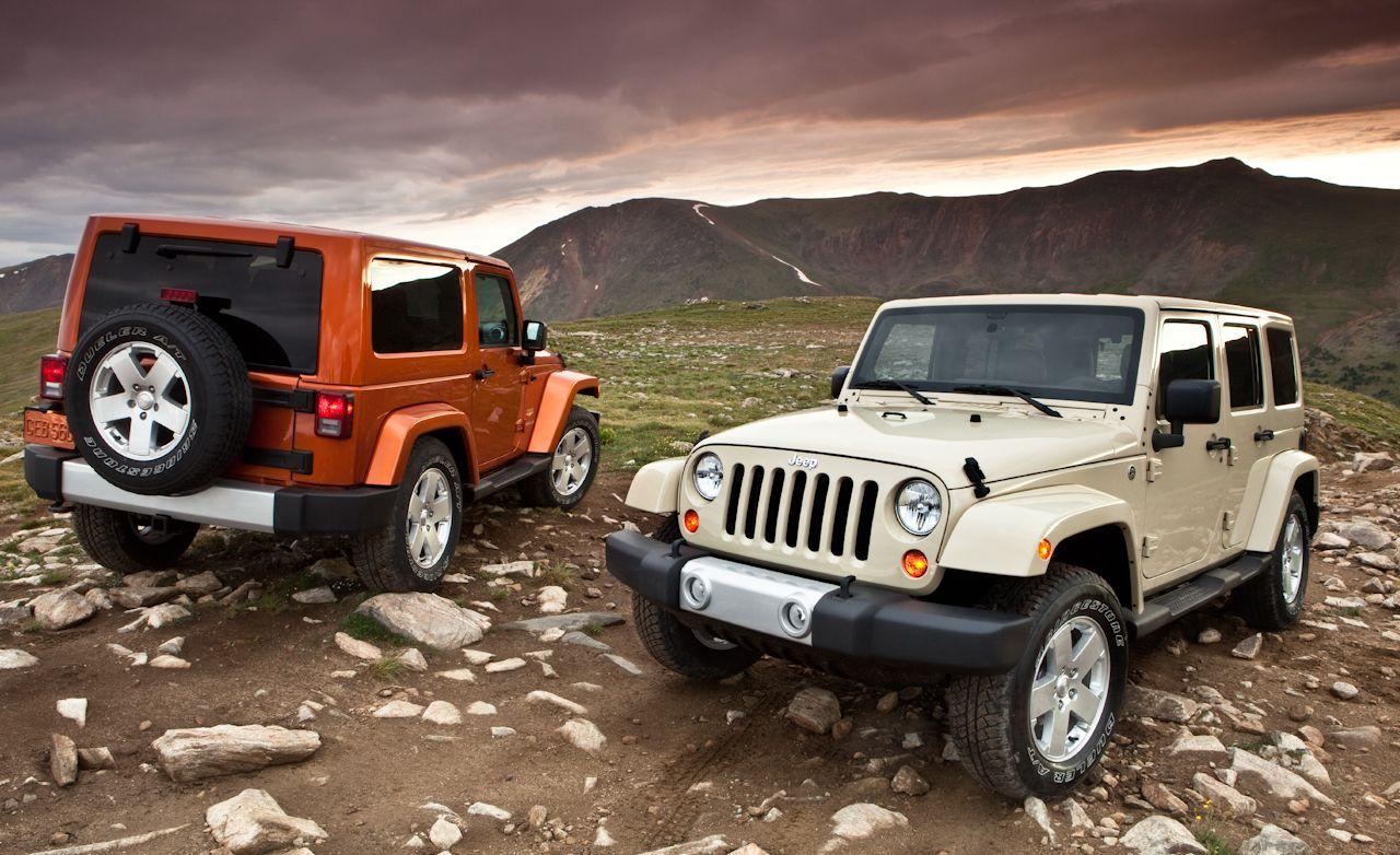 Jeep Wrangler News 2011 Jeep Wrangler Updated