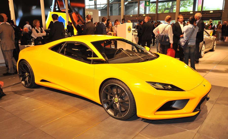 2014 Lotus Elan