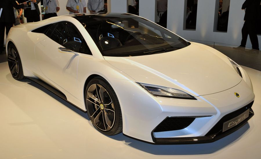 Lotus Esprit News: 2014 Lotus Esprit Debut | Car and Driver