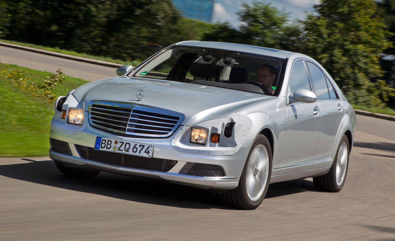 Driven: Mercedes-Benz Magic Body Control