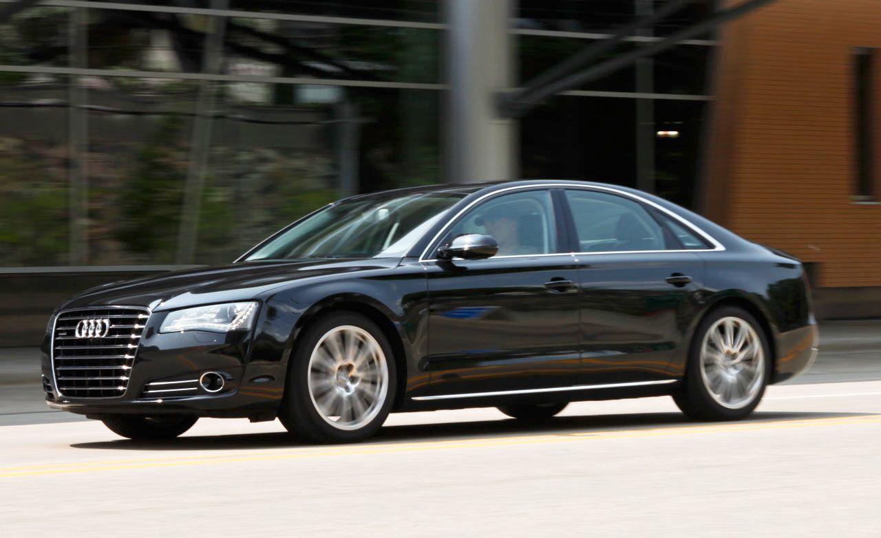 2011 Audi A8 4.2 Quattro