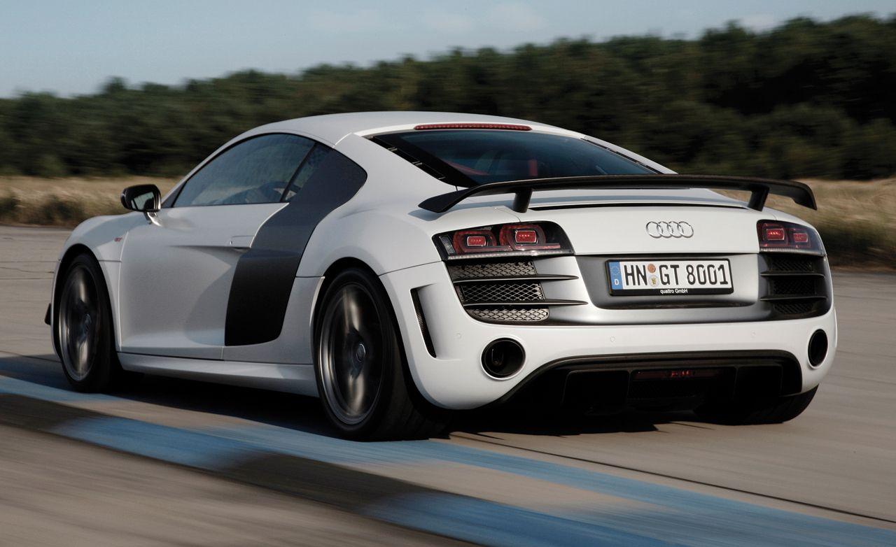 Merveilleux 2011 Audi R8 GT