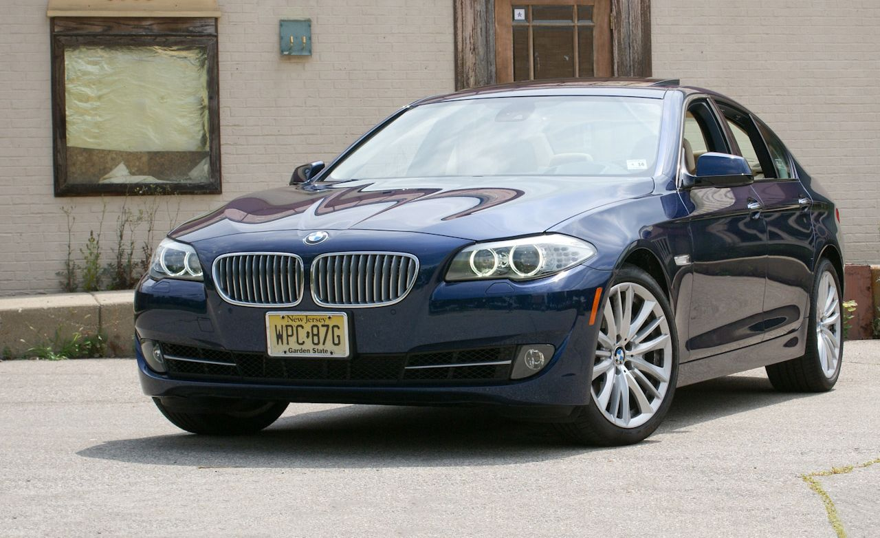 2011 BMW 550i Automatic and Manual