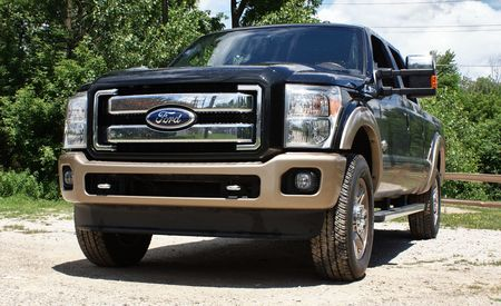 2011 Ford F-250 Super Duty King Ranch Crew Cab 4x4 Diesel