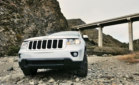 2011 Jeep Grand Cherokee Laredo V6 4x4