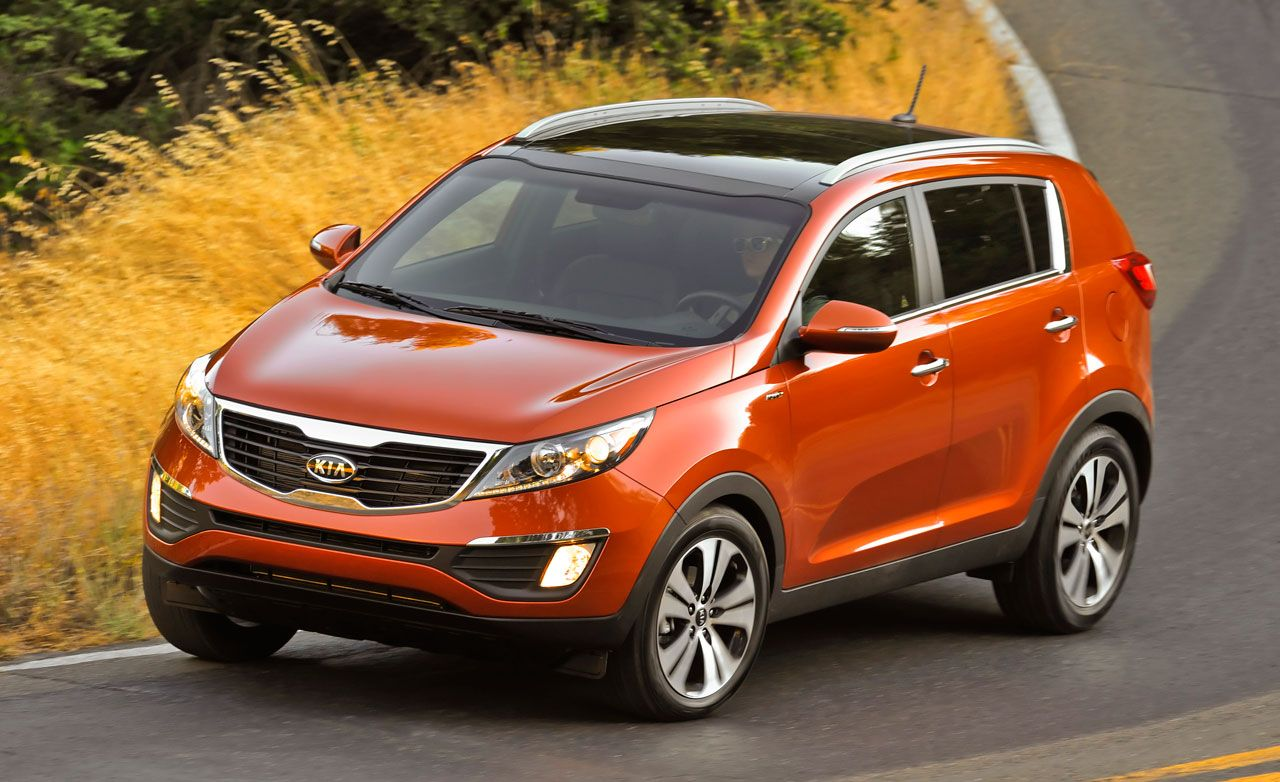 2019 Kia Sportage Reviews Price Photos And Specs Car Driver