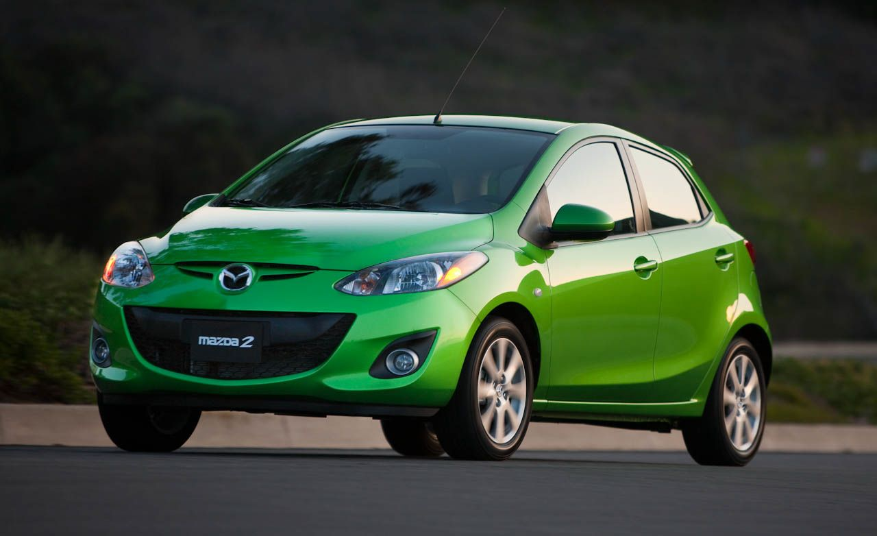 2011 Mazda 2 Touring Automatic