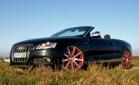 2011 MTM Audi S5 Cabriolet