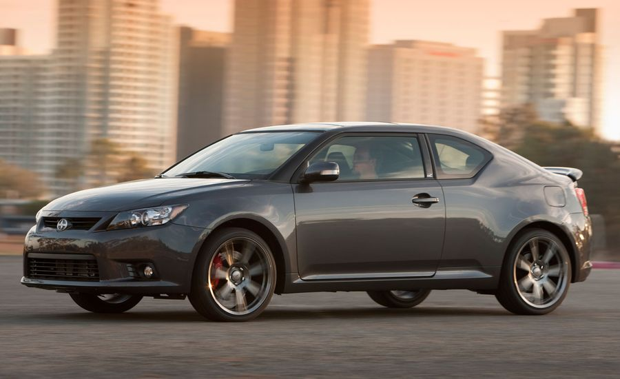2011 Scion Tc First Drive Review Car And Driver