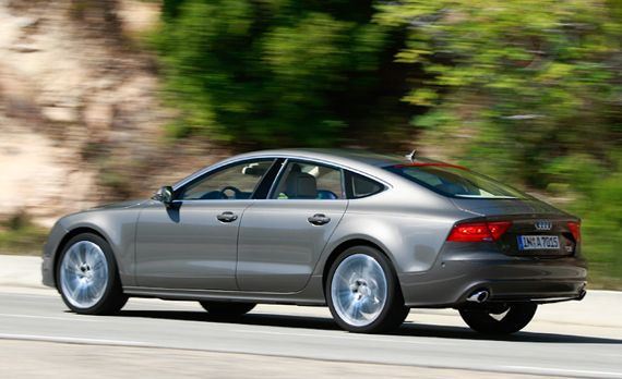 Audi A TDI Diesel Review Car And Driver - Audi a7 review