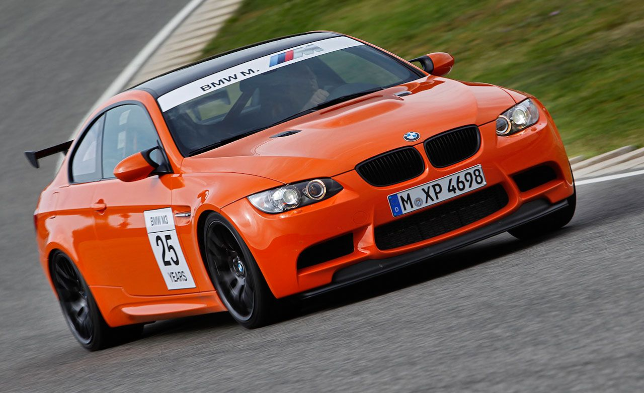 Bmw M3 Review 2011 Bmw M3 Gts Drive 150 Car And Driver