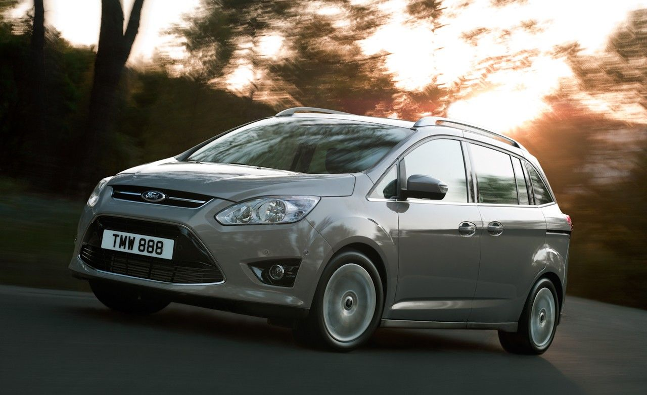 Ford CMax Reviews  Ford CMax Price Photos and Specs  Car and