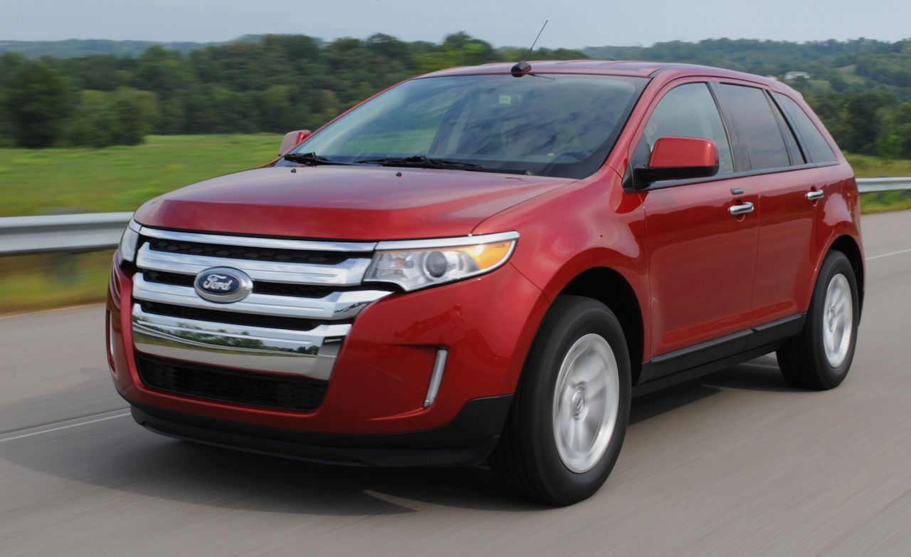 Ford Edge Review 2011 Ford Edge Sport First Drive Car